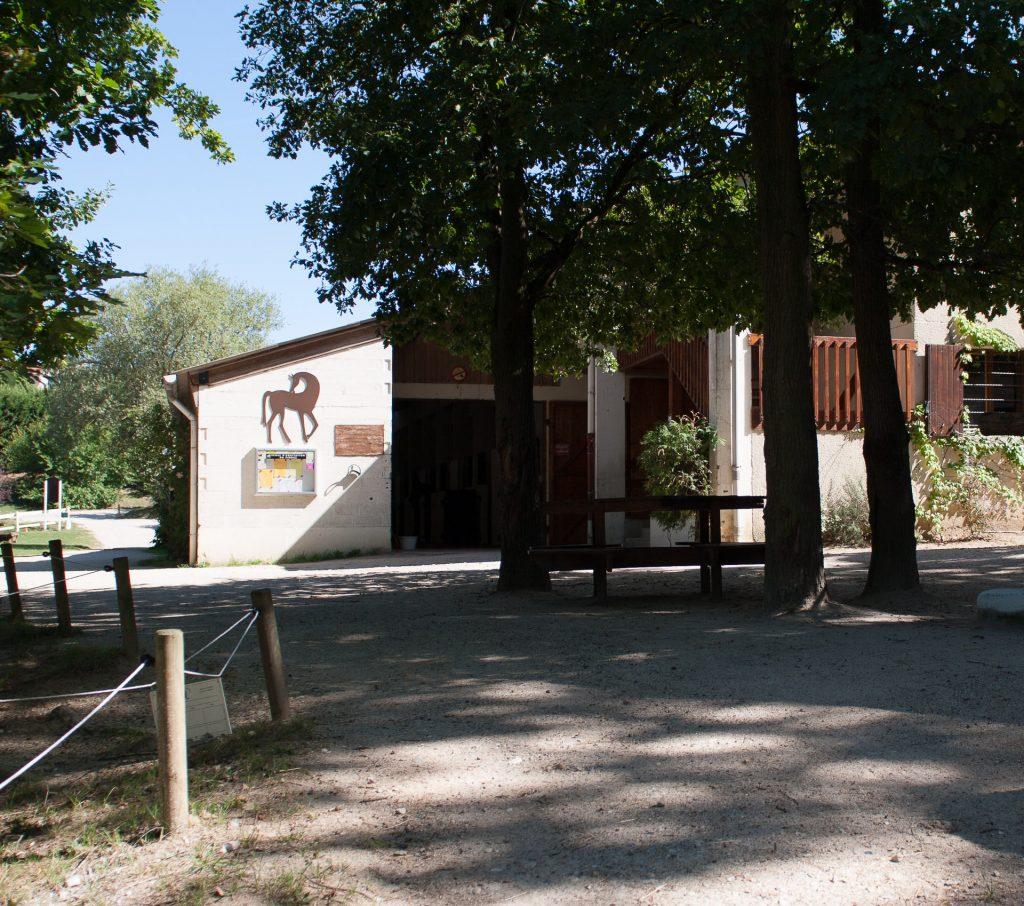 La Clairière du Findez - Club d'équitation - Lyon Ouest