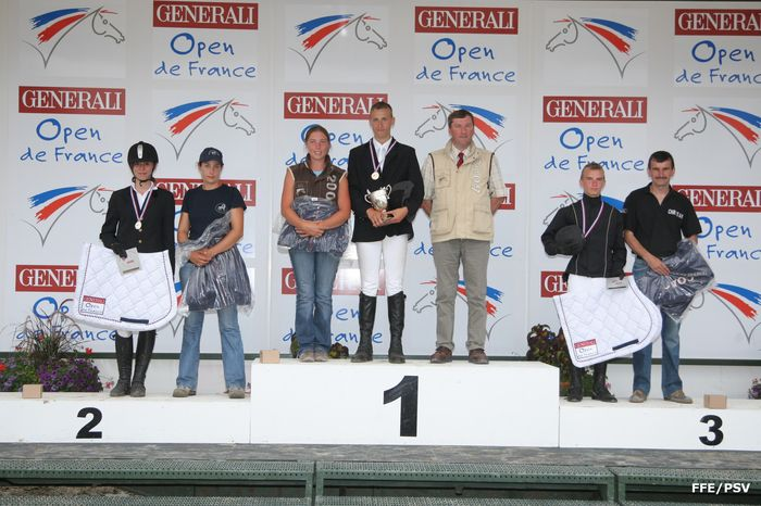 CSO - Chp de France Club 2 Junior 1